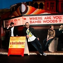 A Balladeer - Where Are You, Bambi Woods? album
