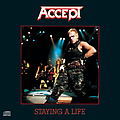 Accept - Staying a Life album