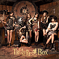 T-ara - Treasure Box album