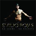 Emilio Rojas - No Shame... No Regrets album