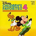 Disney - Disney Children's Favorites, Vol. 4 album