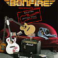 Bonfire - One Acoustic Night альбом