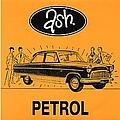 Ash - Petrol альбом