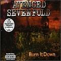 Avenged Sevenfold - Burn It Down album