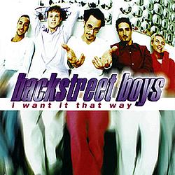 Backstreet Boys - I Want It That Way album
