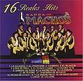 Banda Machos - 16 Reales Hits album