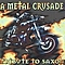 Black Earth - A Metal Crusade: A Tribute To Saxon альбом