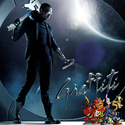 Chris Brown - Chris Brown - Graffiti альбом