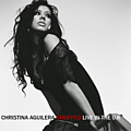 Christina Aguilera - Stripped in London album