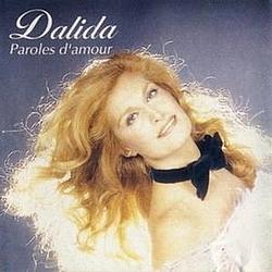 Dalida - Paroles d'amour album