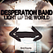 Desperation Band - Light Up The World album