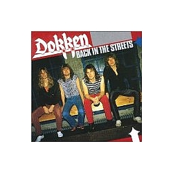 Dokken - Back in the Streets альбом