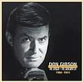 Don Gibson - The Singer, The Songwriter, 1966-1969 album