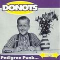 Donots - Pedigree Punk album