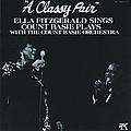 Ella Fitzgerald - A Classy Pair album
