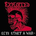Exploited - Let's Start a War...Said Maggie One Day album
