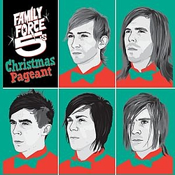 Family Force 5 - The Family Force 5 Christmas Pageant album