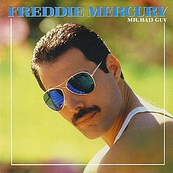 Freddie Mercury - Mr. Bad Guy альбом