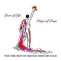 Freddie Mercury - The Very Best of Freddie Mercury Solo:  Lover Of Life, Singer Of Songs album