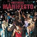 Roxy Music - Manifesto album