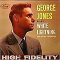 George Jones - White Lightning album
