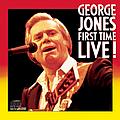 George Jones - First Time Live album