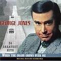 George Jones - When the Grass Grows Over Me album
