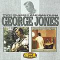 George Jones - THE GRAND TOUR/ALONE AGAIN album