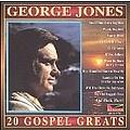 George Jones - 20 Gospel Greats album