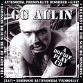 Gg Allin - Suicide Sessions / Anti-Social Personality Disorder: Live альбом