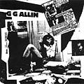 Gg Allin - Dirty Love Songs альбом