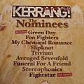 Green Day - Kerrang! Awards 2005: The Nominees album