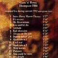 Guns N' Roses - Thompson 1880 (disc 2) album