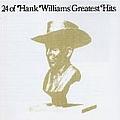 Hank Williams - 24 Greatest Hits альбом