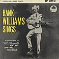 Hank Williams - Hank Williams Sings альбом