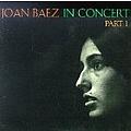 Joan Baez - Joan Baez in Concert, Pt. 1 album