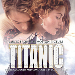 James Horner - Titanic - Music from the Motion Picture album