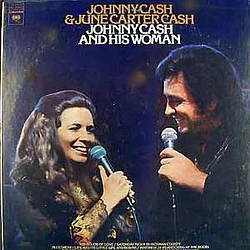 Johnny Cash - Johnny Cash and His Woman альбом