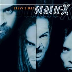 Static-X - Start A War альбом