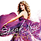 Taylor Swift - Speak Now альбом