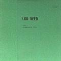 Lou Reed - Live Stockholm 1974 album