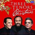 Luciano Pavarotti - The Three Tenors At Christmas album