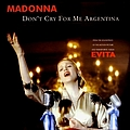 Madonna - Don't Cry for Me Argentina album
