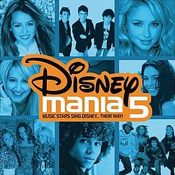 Miley Cyrus - Disneymania 5 album