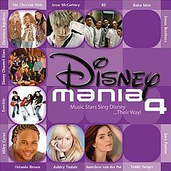 Miley Cyrus - Disneymania 4 album